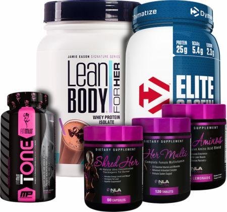 Women's Fat Loss 20-39 Stack - Advanced