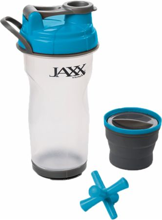 Jaxx Shaker Cup with Collapsible Compartment
