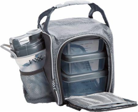 Jaxx FitPak Sport Meal Prep Bag