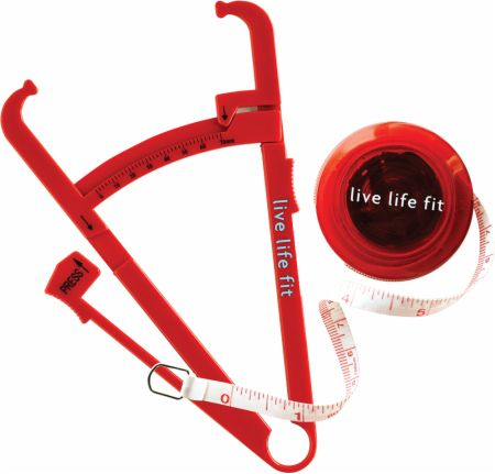 Image of fitlosophy Fit Tools Kit One Size Red