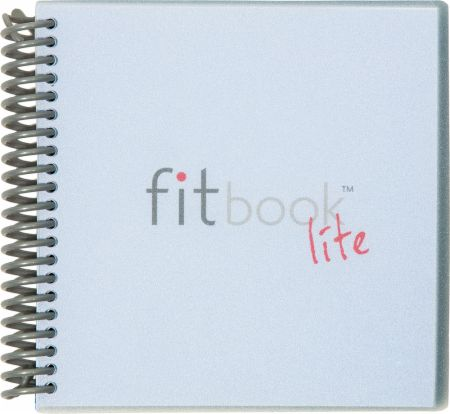 fitbook lite: 6-Week Weight Loss Journal