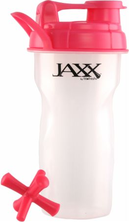Image of Fit & Fresh Jaxx Shaker Bottle 28 Oz. Pink