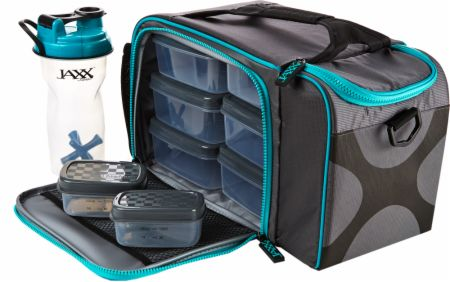 Jaxx FitPak XL with Meal Management Container Set
