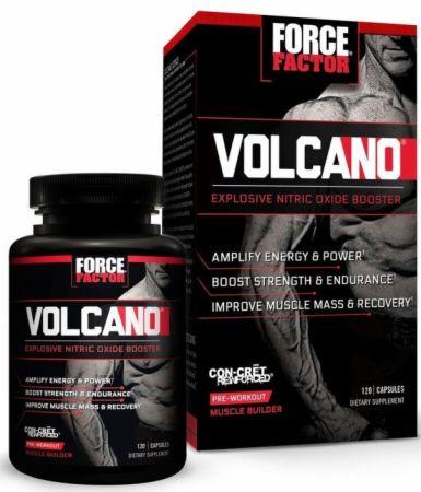 VolcaNO Stimulant-Free Pre Workout