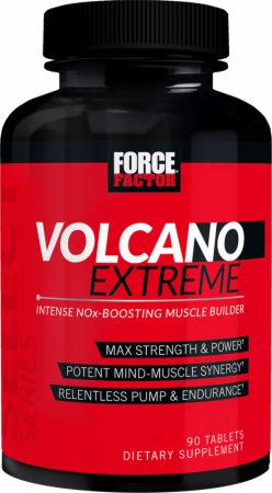 Volcano Extreme NOx-Boosting Muscle Builder