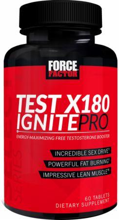 Test X180 Ignite Pro