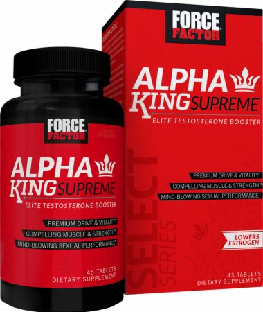 Alpha King Supreme Testosterone Booster