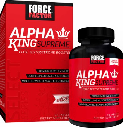 Alpha King Supreme Testosterone Booster