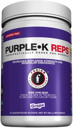 Purple K Reps