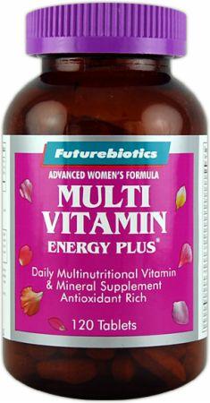 Futurebiotics Multi Vitamin Energy Plus For Women の BODYBUILDING.com 日本語・商品カタログへ移動する