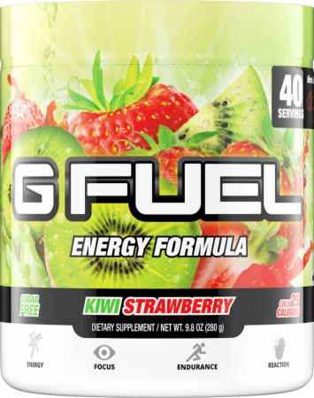 Gamma Labs G FUEL Kiwi Strawberry 40 Servings - Pre-Workout Supplements