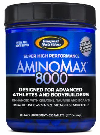 Gaspari Nutrition AminoMax 8000 の BODYBUILDING.com 日本語・商品カタログへ移動する