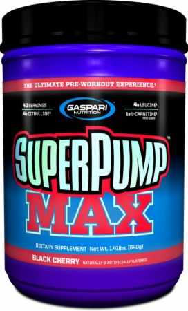 gaspari nutrition superpump max the. Black Bedroom Furniture Sets. Home Design Ideas