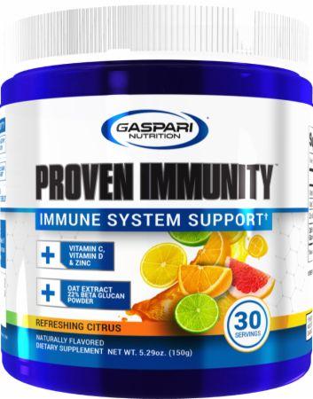 Proven Immunity