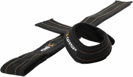 Image of GASP Power Wrist Straps Black