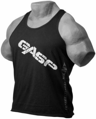 Image of GASP Vintage T-Back Medium Black