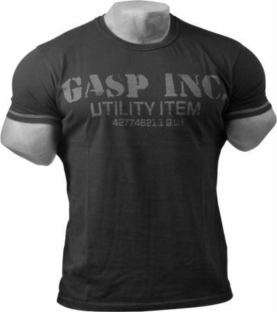 Image of GASP Basic Utility Tee XL Black