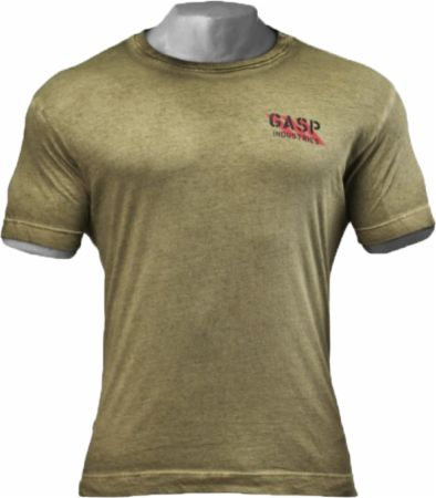 Image of GASP Standard Issue Tee L Military Olive