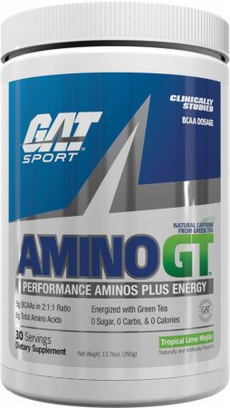 Image of GAT Amino GT 30 Servings Tropical Lime Mojito