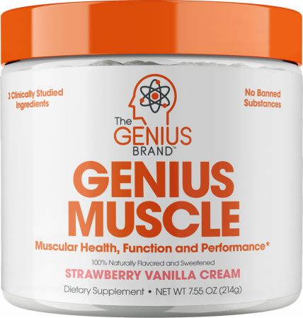 Genius Muscle HMB Powder