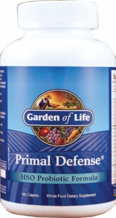 Image of Garden Of Life Primal Defense 180 Caplets