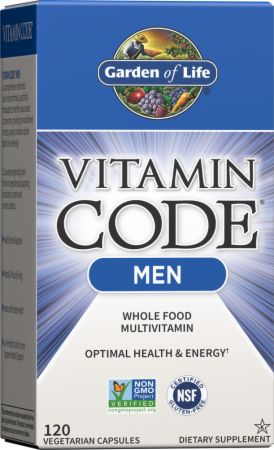 Garden Of Life Vitamin Code Men at Bodybuildingcom Best Prices