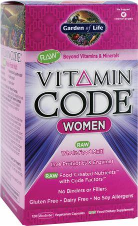 Vitamin Code-Women
