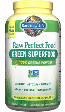 Garden Of Life Perfect Food RAW at Bodybuildingcom Best Prices