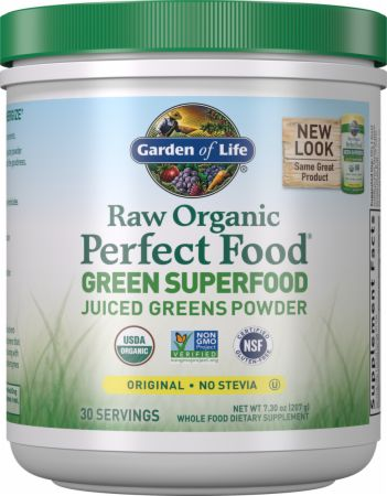 Raw Perfect Food Green Superfood