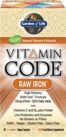 Vitamin Code Iron