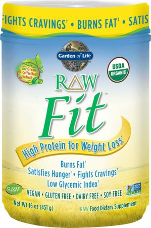 Raw Fit Protein by Garden of Life at Bodybuilding.com - Best Prices ...