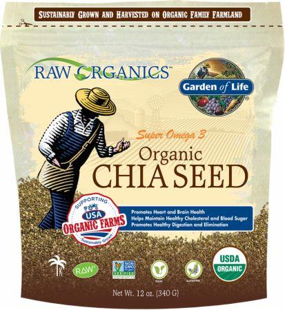 Garden Of Life Super Omega 3 Organic Chia Seed