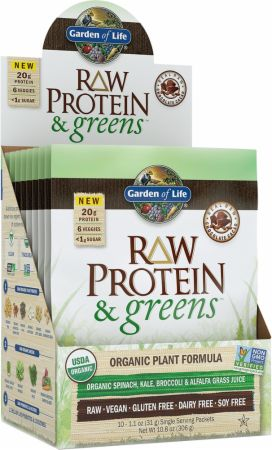 Garden Of Life Raw Protein And Greens At Best Prices On Raw Protein And Greens