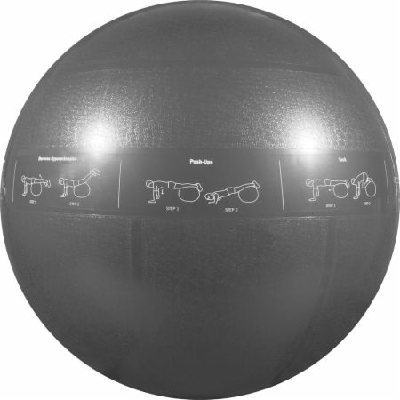Image of GoFit Pro Stability Ball 75 cm Grey