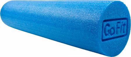 Image of GoFit Foam Roller 6 Inch Diameter x 24 Inch Width Blue
