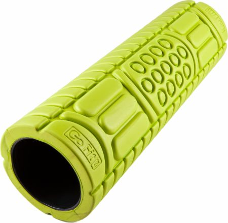 Massage Roller Green 18 Inches - Fitness Equipment GoFit