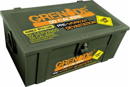 Image of Grenade .50 Calibre 580 Grams Lemon Raid
