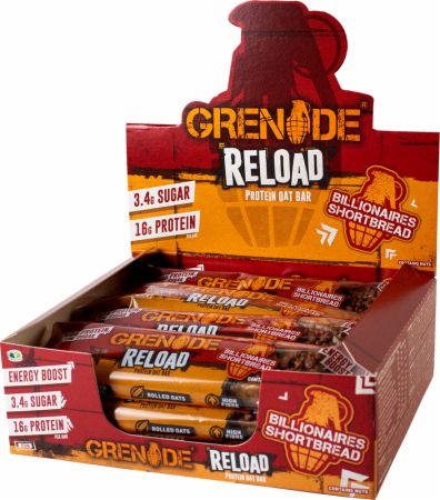 Reload Protein Oat Bar