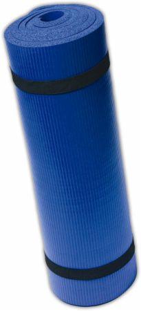 "Image of Harbinger Anti-Microbial 5/8Ribbed Durafoam Mat Blue """