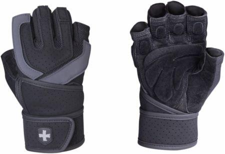 Image of Harbinger Training Gloves With WristWrap 2XL Black
