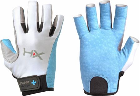 HumanX Women's X3 3/4 Finger Competition Gloves