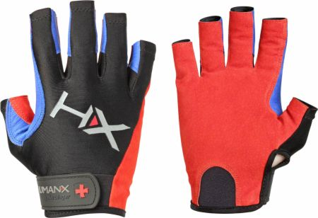 HumanX X3 3/4 Finger Competition Gloves