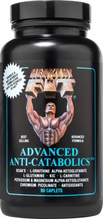 Image of Healthy 'N Fit Advanced Anti-Catabolics 90 Capsules
