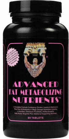 Healthy 'N Fit Advanced Fat Metabolizing Nutrients