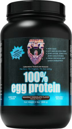 Image of 100% Egg Protein Heavenly Chocolate 2 Lbs. - Protein Powder Healthy 'N Fit