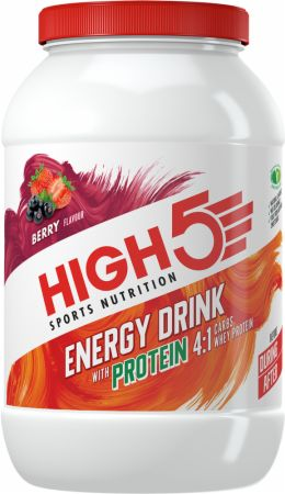 Image of Energy Drink with Protein Berry 1.6 Kilograms - Energy Drinks HIGH5