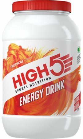 Image of Energy Drink Tropical 2.2 Kilograms - Energy Drinks HIGH5