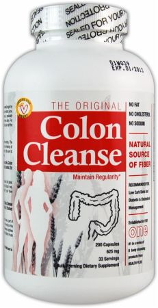 Health Plus Colon Cleanse