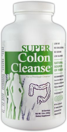 Health Plus Super Colon Cleanse Powder