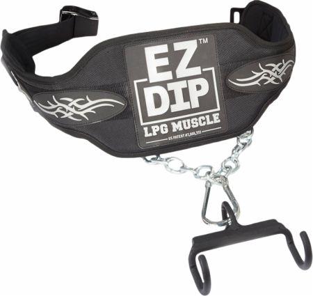 Image of Haulin' Hooks E-Z Dip Belt With Dumbbell Hook